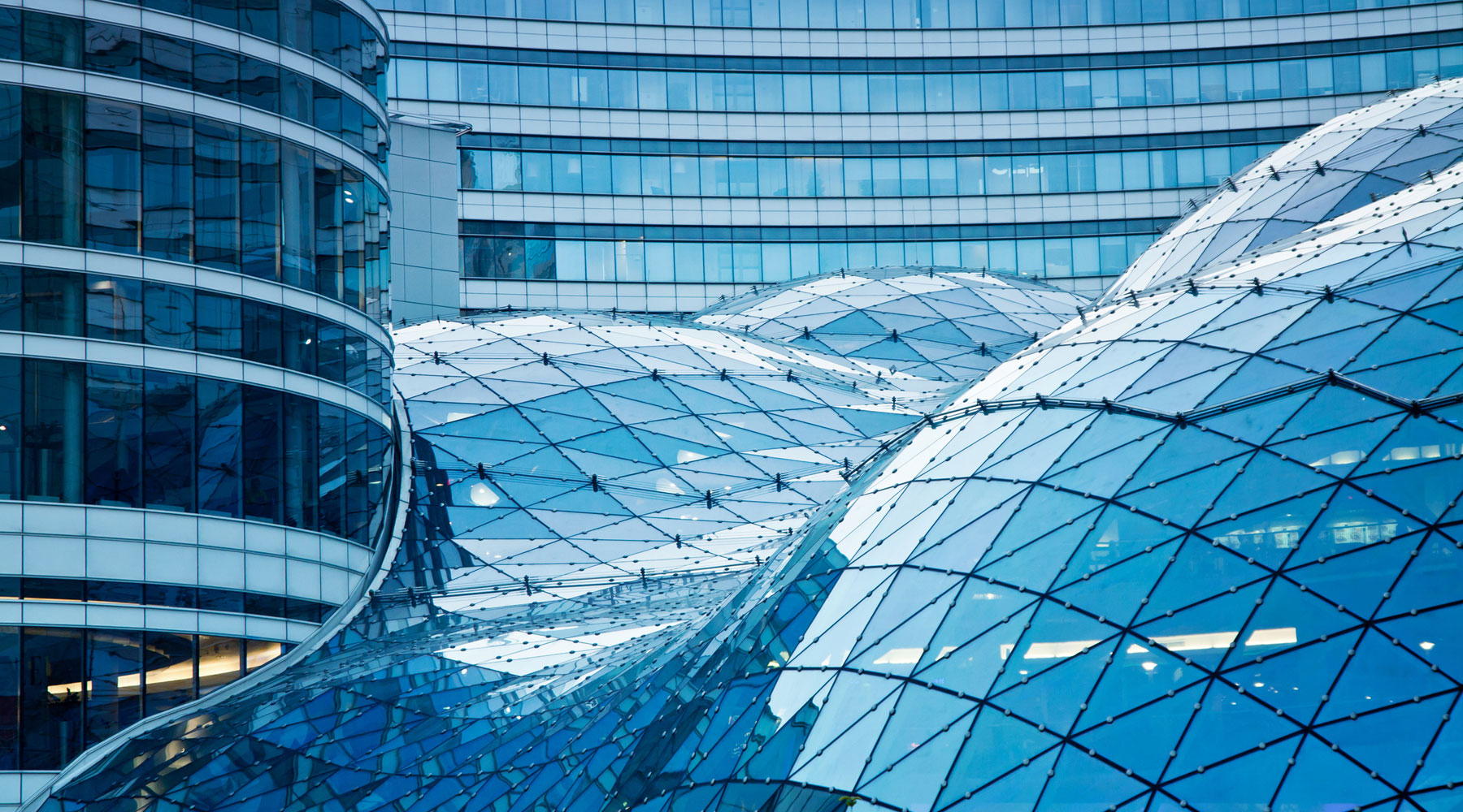 Glass structural buildings planning - De Luca Associati Structural Engineering